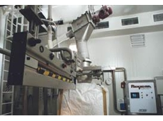 Flexicon bulk bag filler