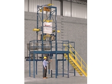 BULK-OUT Bulk Bag Discharging Station