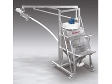 Hygienic Bag Dump Weigh Batch System
