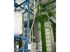 bulk unloading/conveying system