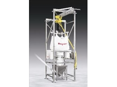 The ultra-clean bulk bag unloading system