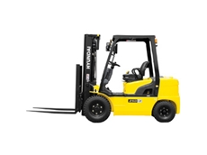 Second-hand forklifts for hire
