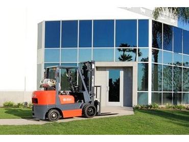 Fuel Efficient Forklifts, High Performance Forklifts