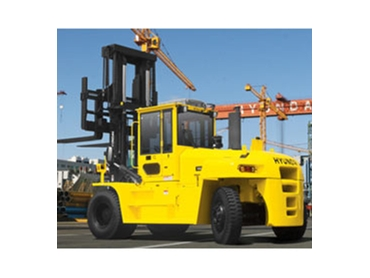 Hyundai IC and Electric forklift trucks