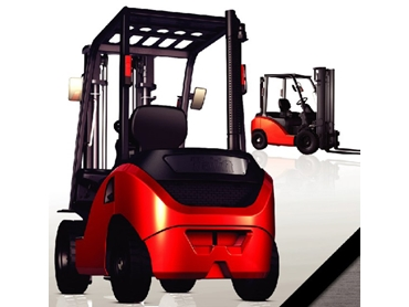 Tailift industrial forklifts