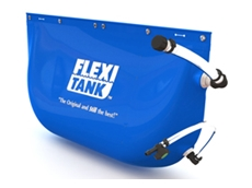 HiLux flexible water tanks