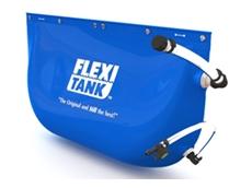 HiLux flexible water tanks