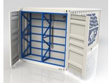 Flexitank StoragePac liquid storage containers