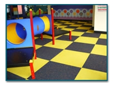 playground installation from rubber suppliers Flexitec