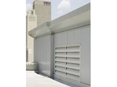 Flexshield acoustic louvers