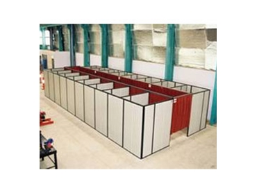 Strong and reliable static Welding Bays