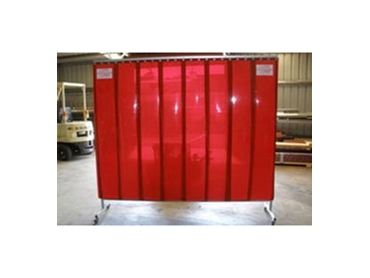 Extremely Durable And Long Lasting Strip Curtains Welding