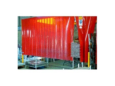 Welding Strips allows for effective forklift and personnel access
