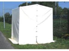 Flexshield welding tents available from Flexshield