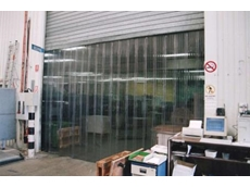 The PVC Strip Curtain