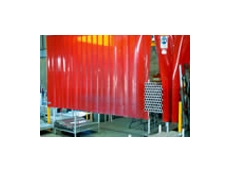 WELDFLEX Strip Curtains from Flexshield