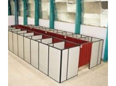 Workshop Partition Systems available from Flexshield