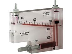 Kytola Model DPA differential pressure gauge