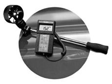 The RVD anemometer.