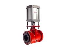 Flowrox PVG valve
