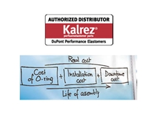 Kalrez® Elastomer Sealing Solutions from Fluid Seals and Packings