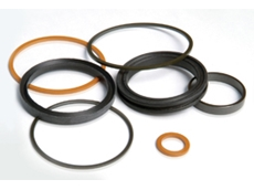 Vespel backup O rings are used in high pressure pumps