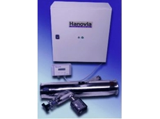 Designed for small-flow industrial applications.