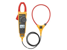 Fluke 376 True-rms AC/DC clamp meters feature the iFlex flexible current probe