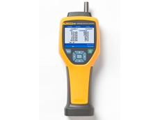 Fluke 985 airborne particle counters can detect particles within a range of 0.3 µm - 10 µm
