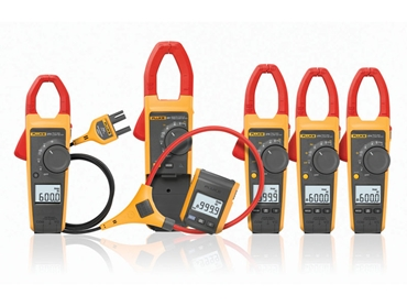 Fluke Clamp Meters With iFlex Collection