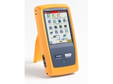 Fluke Networks adds cloud capability to award-winning OneTouch handheld tester