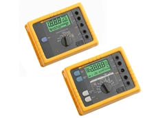 Fluke 1623 2 and 1625 2 GEO Earth Ground Testers