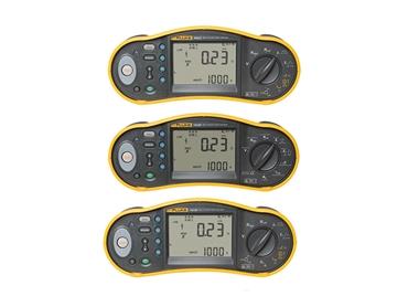 Fluke 1652C 1653B 1654B Multifunction Installation Testers