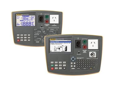 Fluke 6200 2 and 6500 2 Portable Appliance Testers