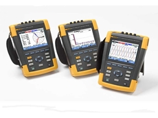 Fluke 430 Series II three-phase power quality analysers