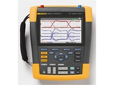 ScopeMeter 190 Series II 2-channel portable oscilloscope