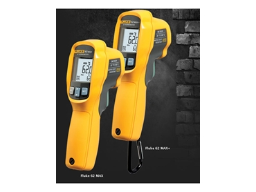Fluke 62 MAX + Infrared Thermometers