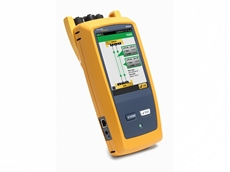 New Fluke Networks family of cable certification testers improve profitability for cable installers