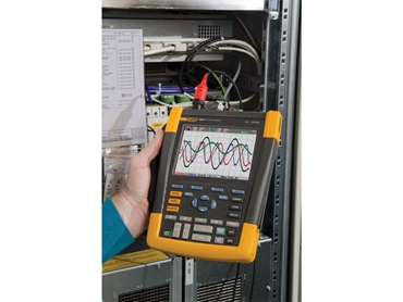 Fluke 190 II ScopeMeter Application