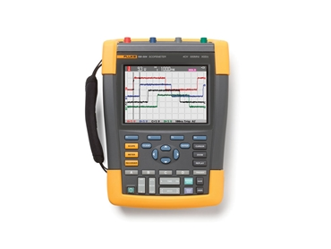 Fluke ScopeMeter 4 Channels 500 MHz Test Tool