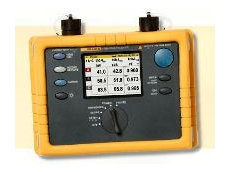 The Fluke 1735 power logger.