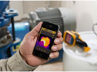 With a Fluke Thermal Imaging Infrared Camera, Find Mission ...
