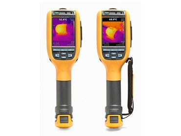 Fluke Ti90 and Ti95 Infrared Cameras