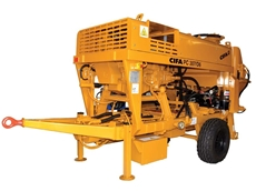 Portable concrete pumps from Forcetech Australia