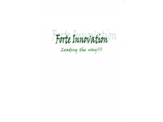 Forte International offers food innovation and product development services