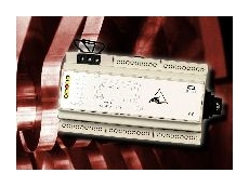 Monitors motors of up to 600V (ac or dc).