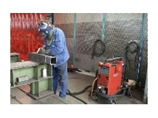 Kinkele welders achieve wirefeed speeds in excess of 15m/min.