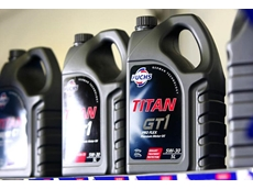 Automotive Oils and Lubricants for Commercial Vehicles from Fuchs