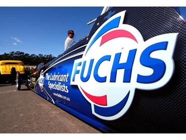 Heavy duty oils for diesel and gas engines from Fuchs
