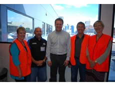 Chairman and CEO Stefan Fuchs with the Fuchs Lubricants (Australasia) team